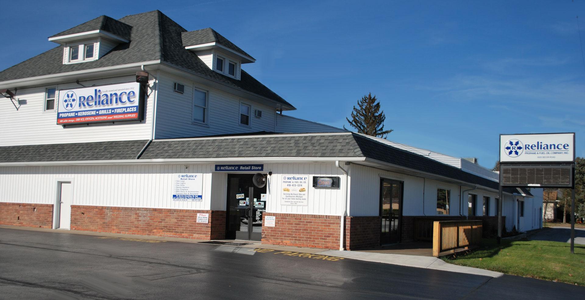 Reliance Propane & Fuel Oil Building