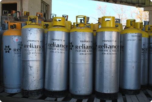 Reliance Energy - Propane Tanks for Agriculture