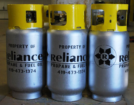 Reliance Energy - Propane for Forklifts