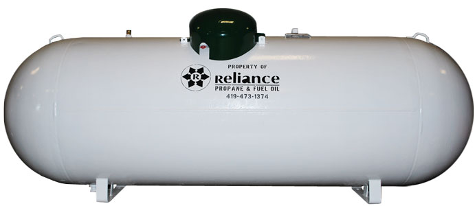 Reliance Energy Propane Tank for Residential Homes