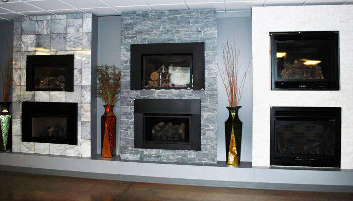 Reliance Fireplace Display