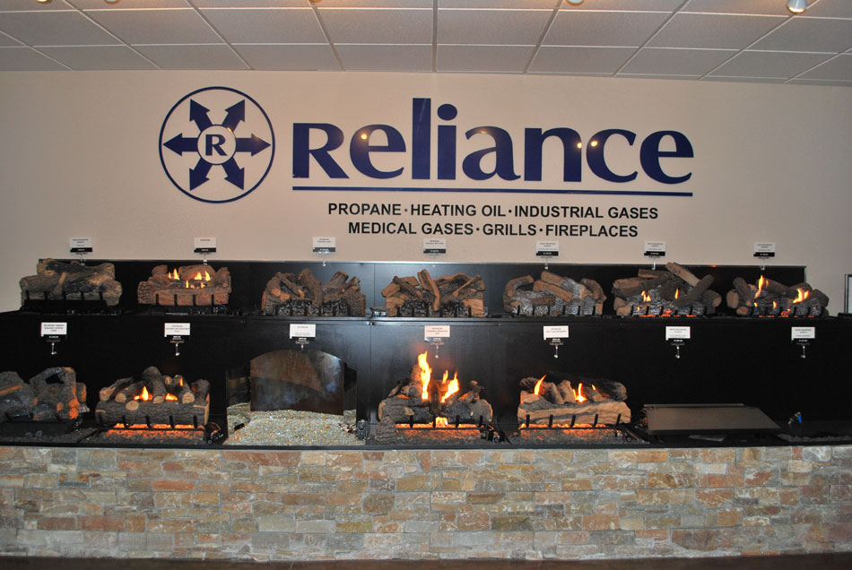 Reliance Gas Logs