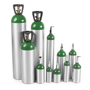 Reliance Medical Gases - Invacare Oxygen Cylinders