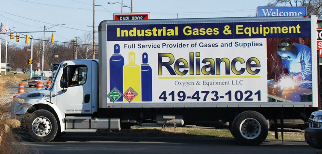 Reliance Toledo - Industrial Gases