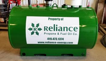 Heating Oil, Diesel, Kerosene | Reliance Propane & Fuel Oil